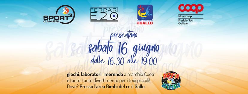 Centro Commerciale IL GALLO, Galliate (NO) Ipercoop e 20